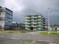 Soviet style apartment block, Baracoa