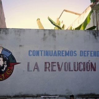 We will continuously defend the revolution