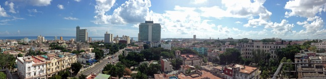 View from Vedado